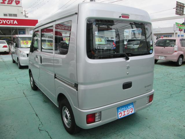 「スズキ」「エブリイ」「コンパクトカー」「福井県」の中古車5