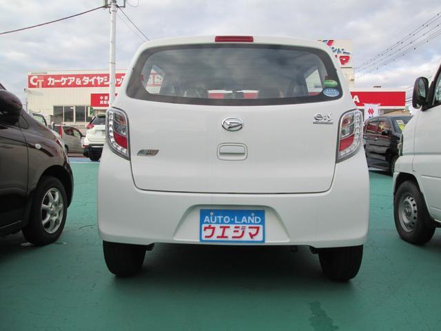 「ダイハツ」「ミライース」「軽自動車」「福井県」の中古車3