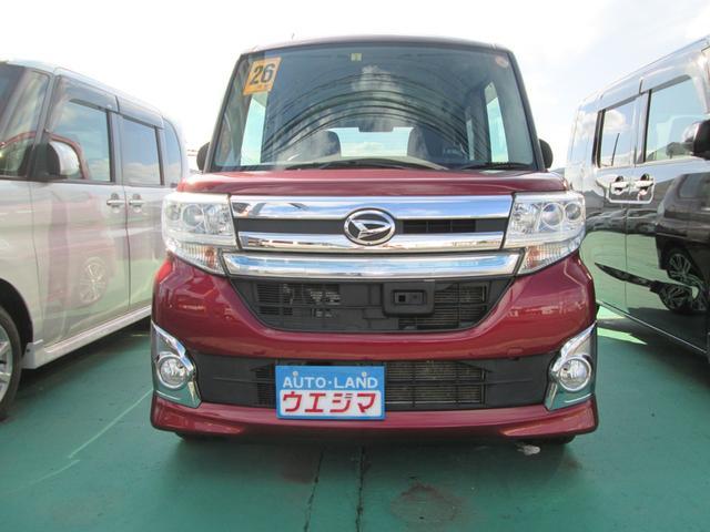 「ダイハツ」「タント」「コンパクトカー」「福井県」の中古車2
