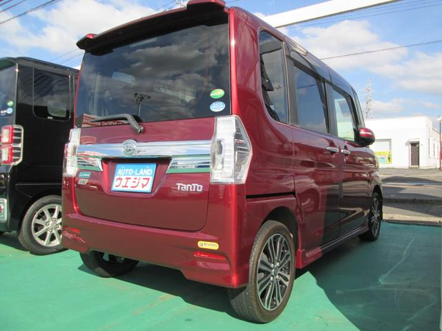 「ダイハツ」「タント」「コンパクトカー」「福井県」の中古車5