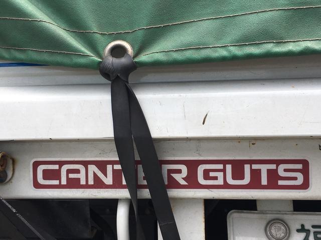 三菱ふそう キャンターガッツ 1オーナー ETC 積載1.5t スタッドレスセット有