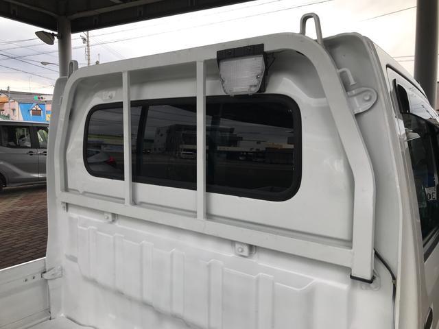 5MT 4WD エアコン パワステ 軽トラック 三方開(6枚目)