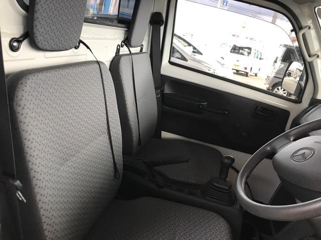 5MT 4WD エアコン パワステ 軽トラック 三方開(10枚目)