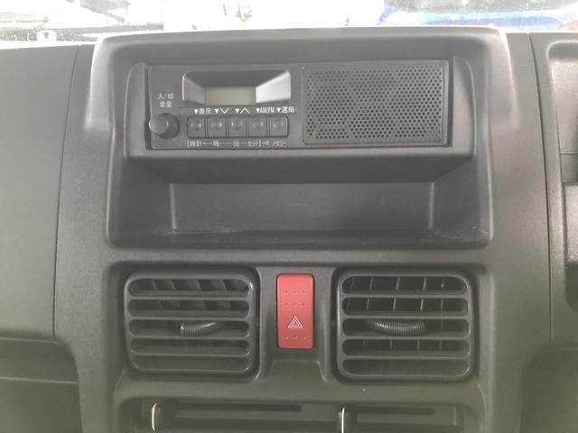 5MT 4WD エアコン パワステ 軽トラック 三方開(13枚目)