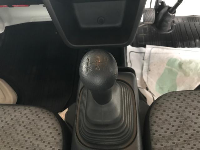 5MT 4WD エアコン パワステ 軽トラック 三方開(15枚目)