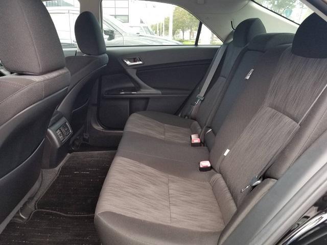 トヨタ マークX 250G_Sパッケージリラックスセレクション