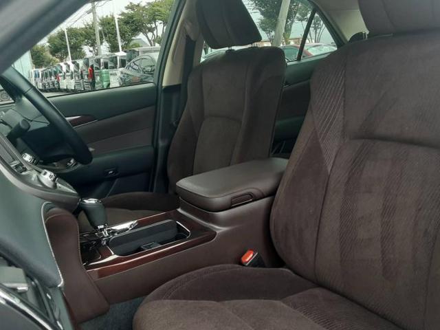 ロイヤルサルーン AWヘッドランプHIDアイドリングストップパワーウインドウキーレスオートエアコンシートヒーター前席パワーシートフロント両席パワステ1オーナー取扱説明書・保証書 EBD付ABS(5枚目)
