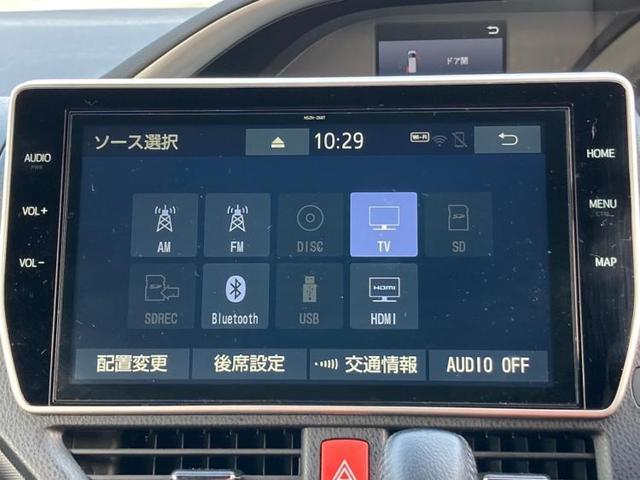 ZSキラメキ2 純正 10インチ メモリーナビ/フリップダウンモニター/車線逸脱防止支援システム/ヘッドランプ LED/ETC/EBD付ABS/横滑り防止装置/アイドリングストップ/TV/エアバッグ 運転席 禁煙車(10枚目)