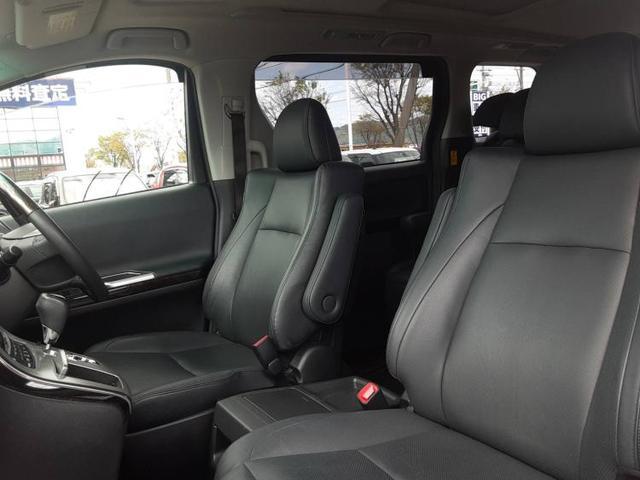 350S Cパッケージ 純正 8インチ HDDナビ/フリップダウンモニター 純正 10.2インチ/サンルーフ/両側電動スライドドア/シート フルレザー/電動バックドア/ヘッドランプ HID/ETC/EBD付ABS 革シート(5枚目)