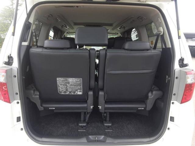 350S Cパッケージ 純正 8インチ HDDナビ/フリップダウンモニター 純正 10.2インチ/サンルーフ/両側電動スライドドア/シート フルレザー/電動バックドア/ヘッドランプ HID/ETC/EBD付ABS 革シート(7枚目)