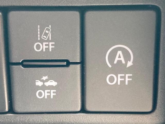 FX 衝突被害軽減ブレーキ/車線逸脱防止支援システム/EBD付ABS/横滑り防止装置/アイドリングストップ/パワーウインドウ/エンジンスタートボタン/キーレスエントリー/オートエアコン/シートヒーター 前席(10枚目)