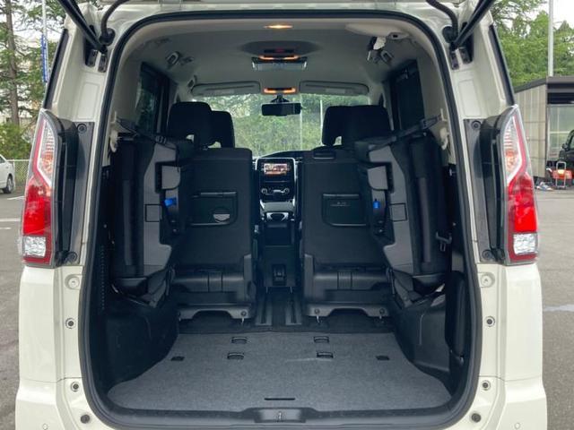 ハイウェイスターVセレクション 純正 7インチ メモリーナビ/フリップダウンモニター/両側電動スライドドア/車線逸脱防止支援システム/ヘッドランプ HID/ETC/EBD付ABS/横滑り防止装置/アイドリングストップ/TV 4WD(8枚目)
