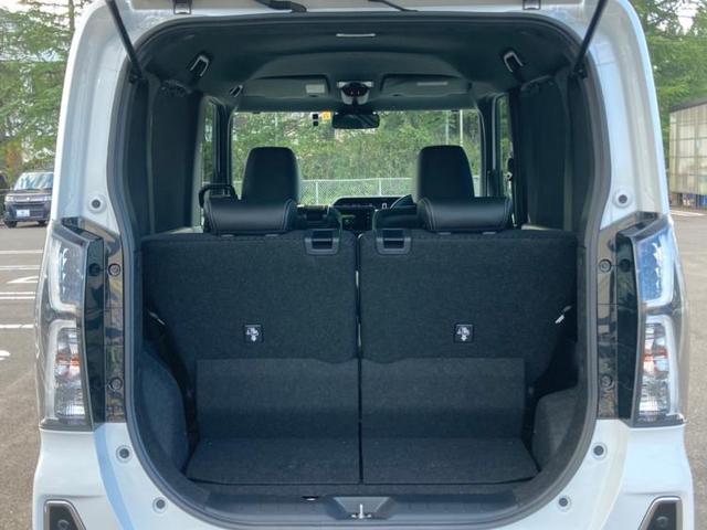 カスタムRS 社外 7インチ ナビ/両側電動スライドドア/スマートアシスト(ダイハツ)/車線逸脱防止支援システム/パーキングアシスト バックガイド/ドライブレコーダー 純正/ヘッドランプ LED ターボ DVD再生(8枚目)