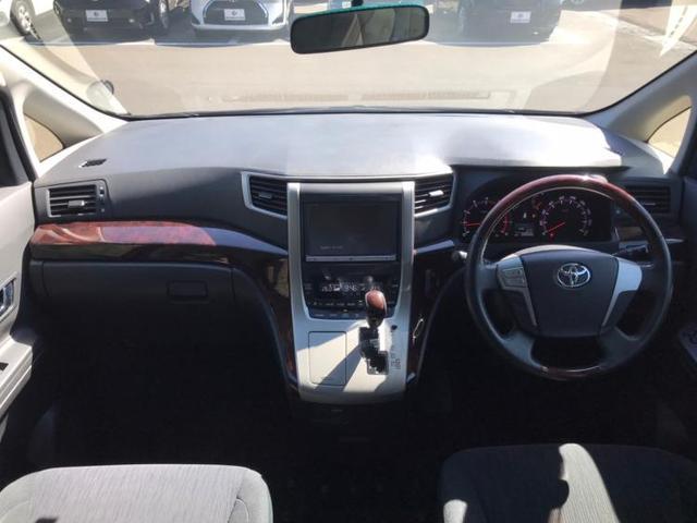 2.4Z 純正 8インチ HDDナビ/フリップダウンモニター/両側電動スライドドア/ヘッドランプ HID/Bluetooth接続/ETC/EBD付ABS/横滑り防止装置/フルセグTV/エアバッグ 運転席 4WD(4枚目)