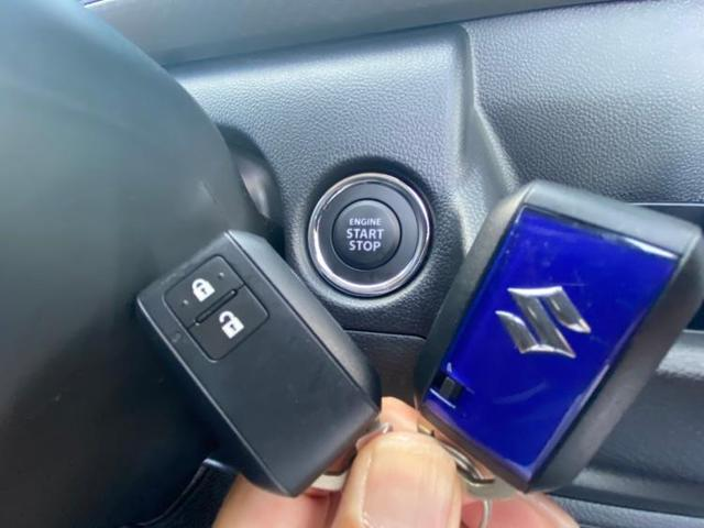 FX 全方位カメラ/スズキセーフティサポート/MC後モデル/後退時ブレーキサポート/プッシュスタート/EBD付ABS/横滑り防止装置/アイドリングストップ/エアバッグ 運転席/エアバッグ 助手席(10枚目)