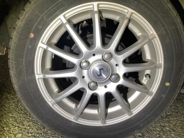 L 純正SDナビ 4WD ETC 社外14インチアルミ(17枚目)