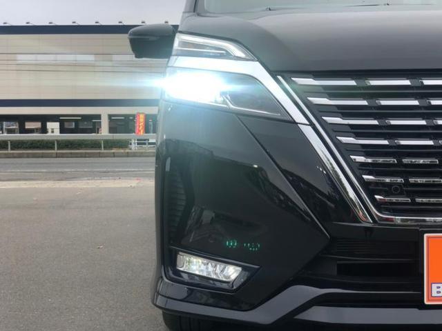 ハイウェイスターV 両側電動スライドドア LEDヘッドライト(10枚目)