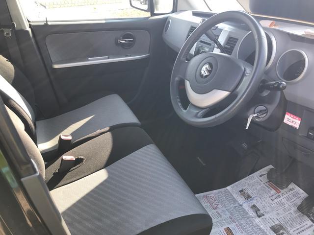 FX-Sリミテッド キーレス シートヒーター CD 軽自動車(7枚目)