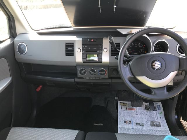 FX-Sリミテッド キーレス シートヒーター CD 軽自動車(11枚目)
