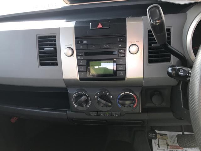 FX-Sリミテッド キーレス シートヒーター CD 軽自動車(17枚目)