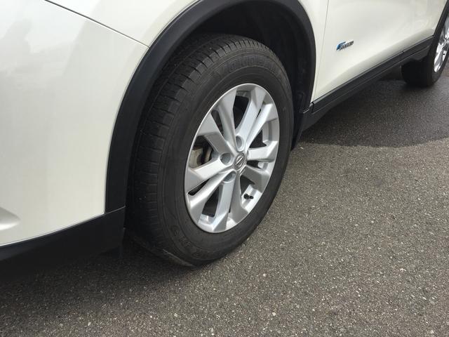「日産」「エクストレイル」「SUV・クロカン」「福井県」の中古車15