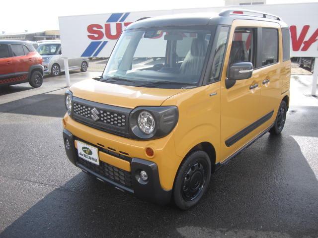 「スズキ」「スペーシアギア」「コンパクトカー」「福井県」の中古車3