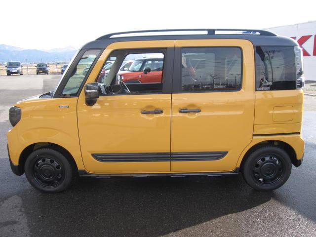 「スズキ」「スペーシアギア」「コンパクトカー」「福井県」の中古車4