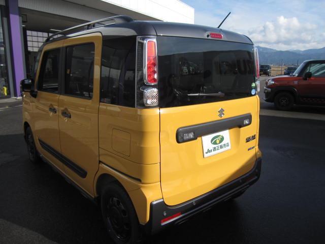「スズキ」「スペーシアギア」「コンパクトカー」「福井県」の中古車5