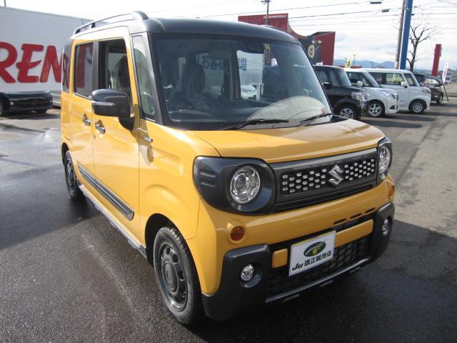 「スズキ」「スペーシアギア」「コンパクトカー」「福井県」の中古車9