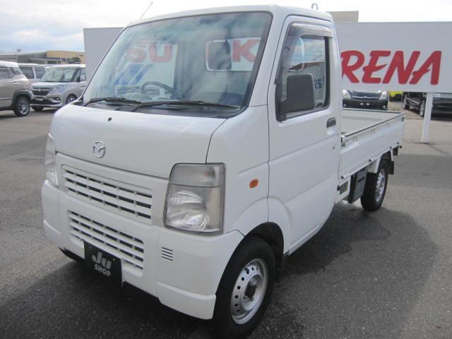 「マツダ」「スクラムトラック」「トラック」「福井県」の中古車3