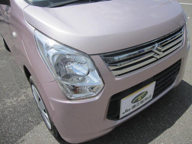「スズキ」「ワゴンR」「コンパクトカー」「福井県」の中古車11