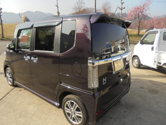 「ホンダ」「N-BOX」「コンパクトカー」「福井県」の中古車5