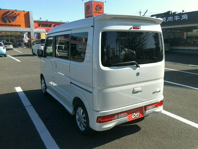 「スズキ」「エブリイワゴン」「コンパクトカー」「福井県」の中古車3