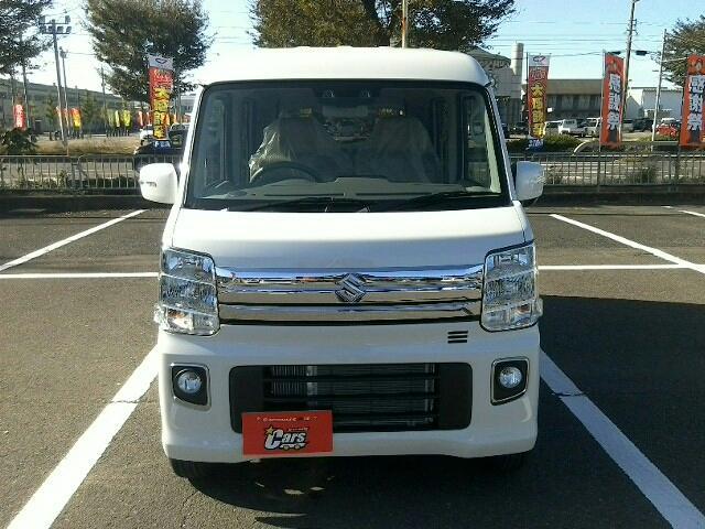 「スズキ」「エブリイワゴン」「コンパクトカー」「福井県」の中古車4
