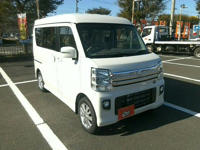 「スズキ」「エブリイワゴン」「コンパクトカー」「福井県」の中古車7