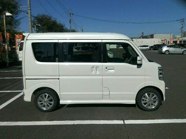 「スズキ」「エブリイワゴン」「コンパクトカー」「福井県」の中古車17