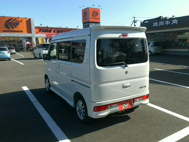 「スズキ」「エブリイワゴン」「コンパクトカー」「福井県」の中古車18