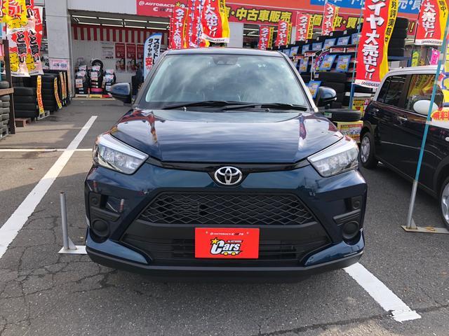「トヨタ」「ライズ」「SUV・クロカン」「福井県」の中古車2