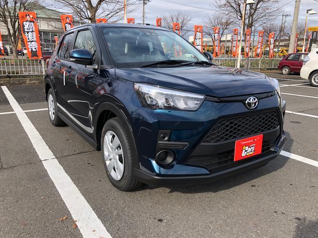 「トヨタ」「ライズ」「SUV・クロカン」「福井県」の中古車6