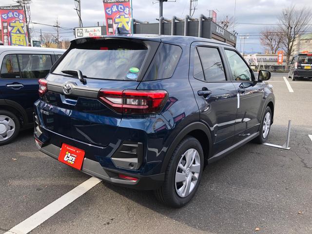 「トヨタ」「ライズ」「SUV・クロカン」「福井県」の中古車8