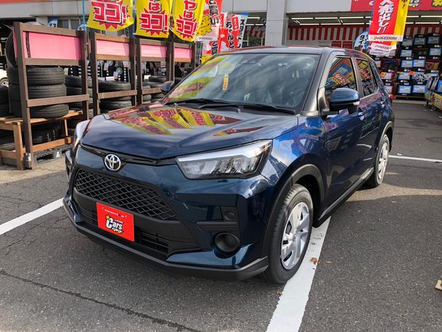 「トヨタ」「ライズ」「SUV・クロカン」「福井県」の中古車36
