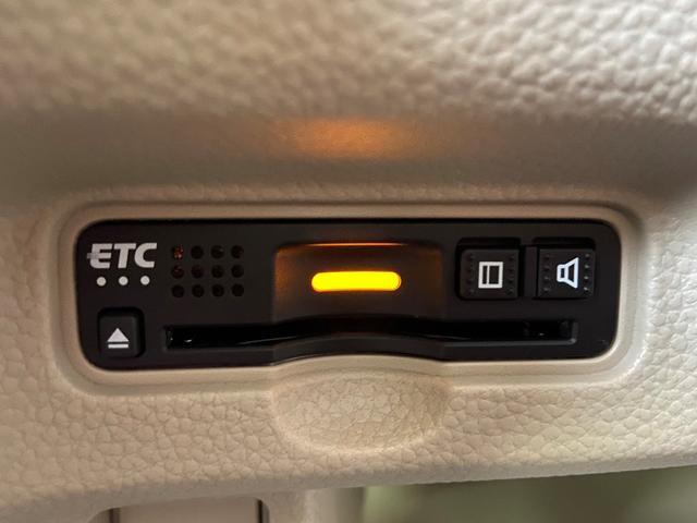 純正ETCがついてますので高速道路の料金支払がラクラクです!カードを挿せばすぐに使えます!