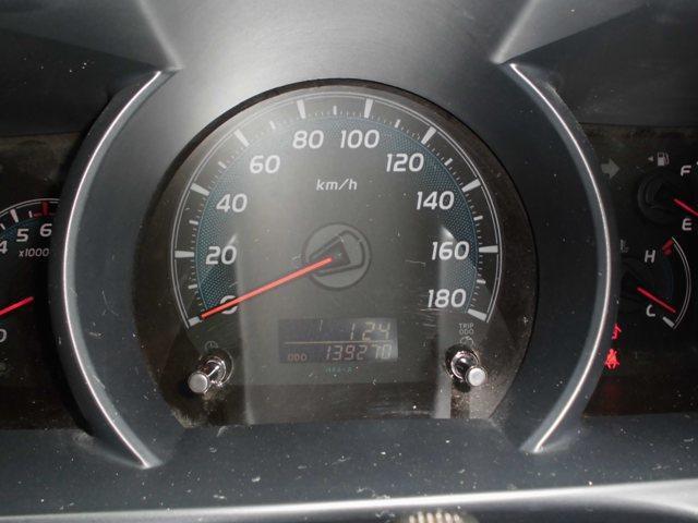 トヨタ ハイエースワゴン GL 後席リクライニング