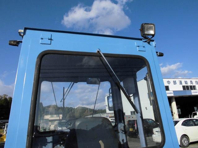 クボタ タイヤショベル ホイルローダー(16枚目)