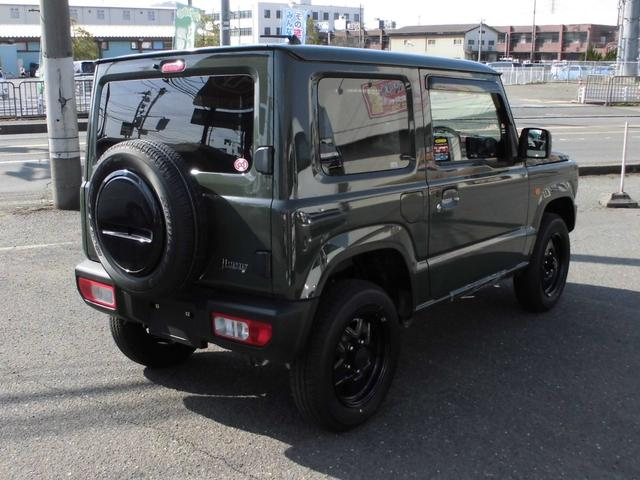 XL 4WD 登録済未使用車 Sヒーター スマートキー(3枚目)