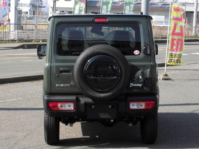 XL 4WD 登録済未使用車 Sヒーター スマートキー(4枚目)