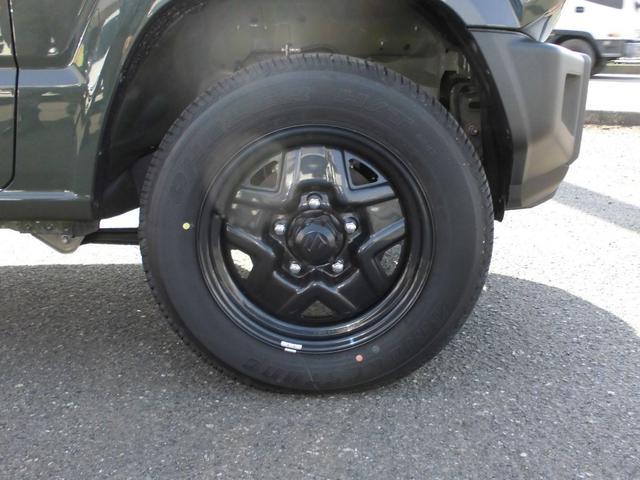 XL 4WD 登録済未使用車 Sヒーター スマートキー(9枚目)