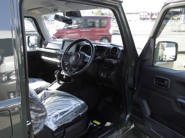 XL 4WD 登録済未使用車 Sヒーター スマートキー(10枚目)