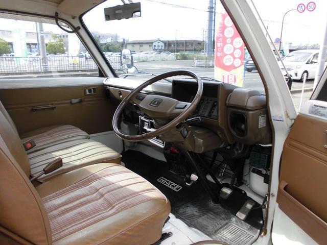「トヨタ」「ハイエース」「トラック」「福井県」の中古車10