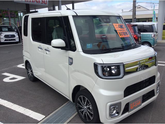 「ダイハツ」「ウェイク」「コンパクトカー」「長野県」の中古車6